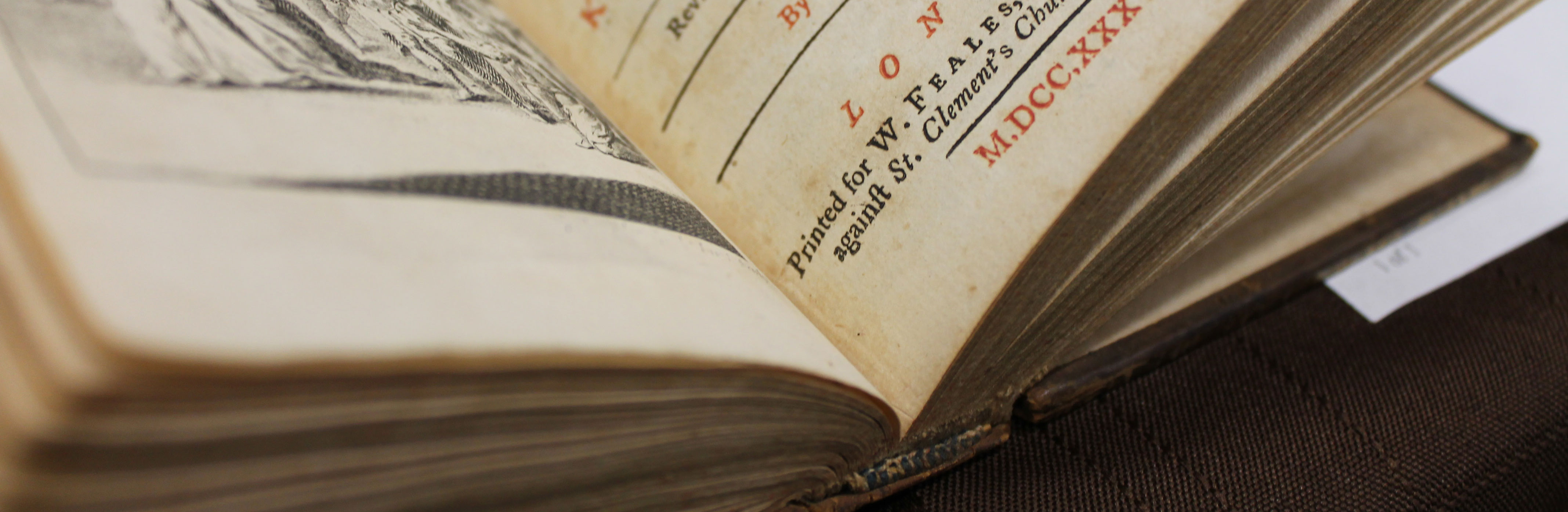 Explore Special Collections